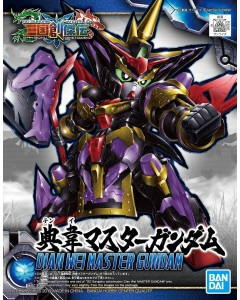 Gundam - SD Sangoku Soketsuden - Maquette Dian Wei Master Gundam