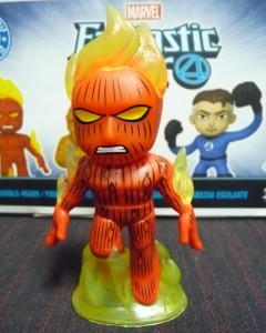 Marvel - Mystery Minis Fantastic Four - Human Torch