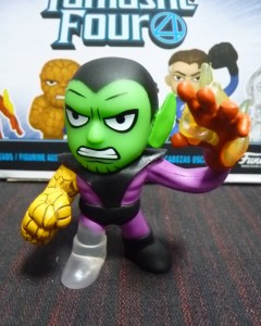 Marvel - Mystery Minis Fantastic Four - Super Skrull 1/24