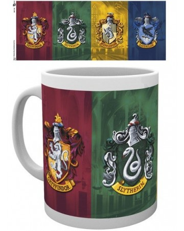 Harry Potter - Mug maisons Poudlard