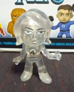 Marvel - Mystery Minis Fantastic Four - Invisible Girl Sue Storm