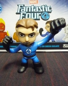 Marvel - Mystery Minis Fantastic Four - Mr Fantastic Closed Fist 1/72