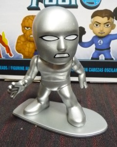 Marvel - Mystery Minis Fantastic Four - Silver Surfer