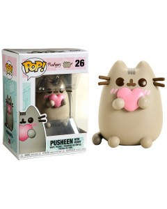 Pusheen - Pop! - Pusheen with Heart n°26