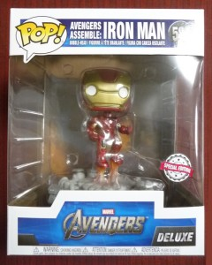 Marvel - Pop! - Iron Man Avengers Assemble n°584 (exclusive)