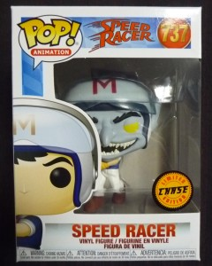 Speed Racer - Pop! - Speed Racer n°737 CHASE