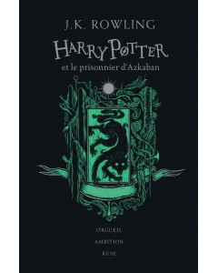 Harry Potter et le prisonnier d'Azkaban: Édition Serpentard