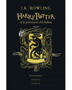 Harry Potter et le prisonnier d'Azkaban: Édition Poufsouffle