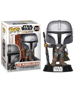 Star Wars : The Mandalorian - Pop! - Mandalorian Final n°345