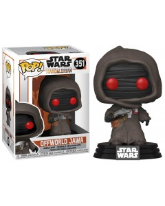 Star Wars : The Mandalorian - Pop! - Offworld Jawa n°351