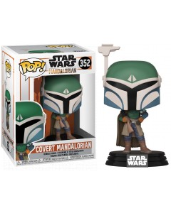 Star Wars : The Mandalorian - Pop! - Covert Mandalorian n°352