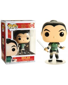Disney - Pop! - Mulan - Mulan as Ping n°629