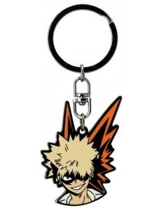 My Hero Academia - Porte-clé métal Bakugo