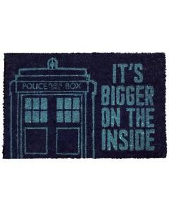 Doctor Who - Paillasson Tardis