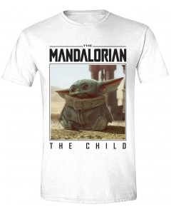 Star Wars : The Mandalorian - T-Shirt The Child Photo