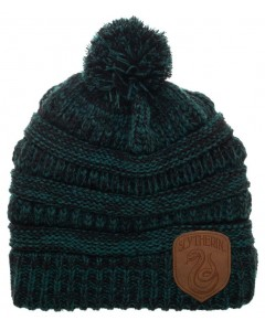 Harry Potter - Bonnet vert pompon Slytherin