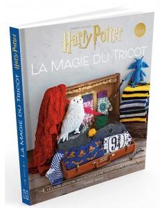 La magie du tricot : Le livre officiel des modèles de tricot Harry Potter