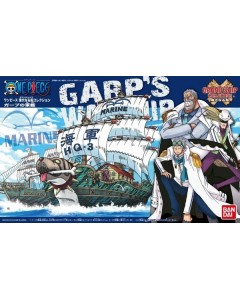 One Piece - Grandship Collection - Maquette Garp's Ship