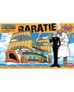 One Piece - Grandship Collection - Maquette Baratie