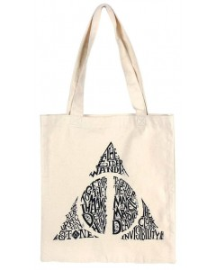 Harry Potter - Sac shopping Deathly Hallows