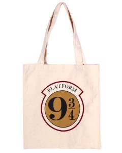 Harry Potter - Sac shopping Platform 9 3/4