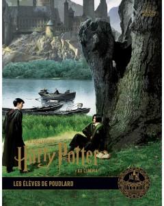 La collection Harry Potter au cinéma - Tome 4 : Les élèves de Poudlard