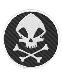 The Umbrella Academy - Patch The Kraken Skull Logo