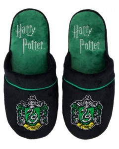 Harry Potter - Chaussons pantoufles Slytherin 41/46