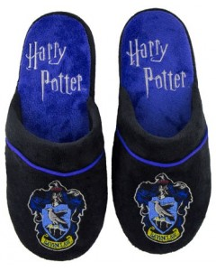 Harry Potter - Chaussons pantoufles Ravenclaw 41/46