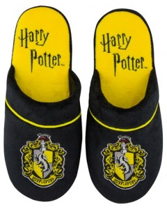 Harry Potter - Chaussons pantoufles Hufflepuff 41/46