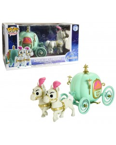 Disney - Pop! Rides - Cinderella's Carriage n°78
