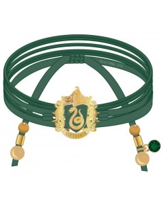 Harry Potter - Bracelet wrap Slytherin