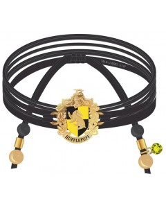 Harry Potter - Bracelet wrap Hufflepuff