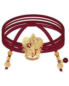 Harry Potter - Bracelet wrap Gryffindor