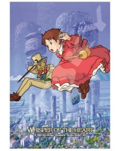 Whisper of the Heart - Puzzle Art Crystal 126 pièces Si tu tends l'oreille