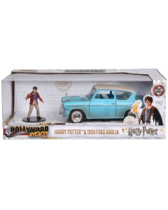 Harry Potter - Set Ford Anglia + Figurine de Harry