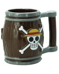 One Piece - Mug 3D Tonneau