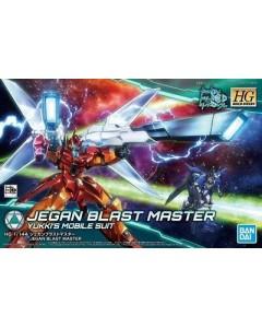 Gundam - HGBD 1/144 Jegan Blast Master