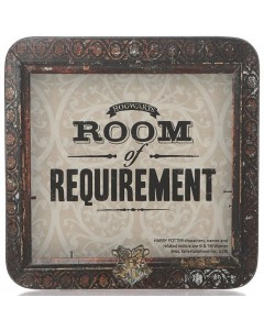 Harry Potter - Sous-verre Room of Requirement