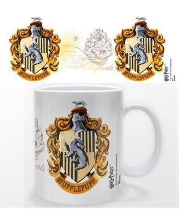 Harry Potter - Mug Poufsouffle (Hufflepuff)