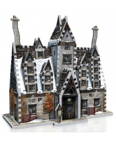 Harry Potter - Puzzle 3D The Three Broomsticks (Hogsmeade)