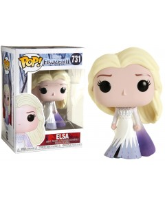 Disney Pop! - Frozen 2 - Elsa Epilogue Dress n°731