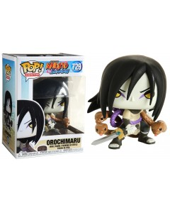 Naruto Shippuden - Pop! Animation - Orochimaru n°729