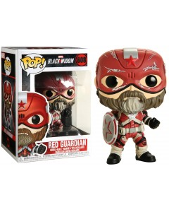 Black Widow - Pop! Marvel - Red Guardian n°608