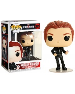 Black Widow - Pop! Marvel - Natasha Romanoff n°603