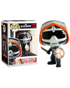 Black Widow - Pop! Marvel - Taskmaster n°605