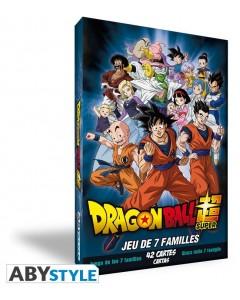 Dragon Ball Z - Jeu des 7 familles