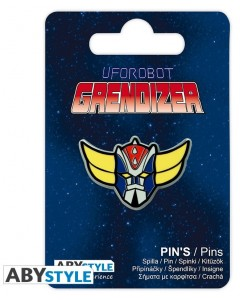Grendizer - Pins Goldorak