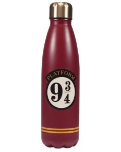 Harry Potter - Bouteille métal Hogwarts Express Platform 9 3/4