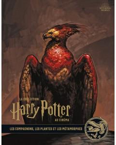 La collection Harry Potter au cinéma - Tome 5 : Les compagnons, les plantes et les métamorphes